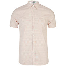 Buy Ted Baker Fortnum Print Short Sleeve Shirt Online at johnlewis.com