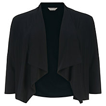 Buy Windsmoor Cover Up Jacket, Black Online at johnlewis.com