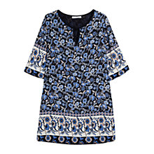 Buy Mango Floral Printed Dress, Pompeii Online at johnlewis.com