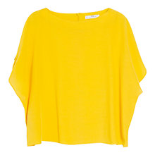 Buy Mango Oversize Blouse Online at johnlewis.com