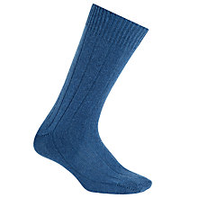 Buy John Lewis Made in Italy Cashmere Blend Socks Online at johnlewis.com