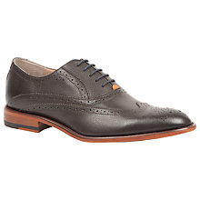 Buy Oliver Sweeney London Fellbeck Oxford Brogues, Brown Online at johnlewis.com