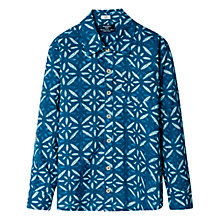 Buy Mango Kids Boys' Printed Shirt Online at johnlewis.com