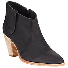 Buy Collection WEEKEND by John Lewis Parata Nubuck Ankle Boots Online at johnlewis.com