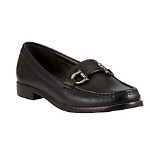 Buy John Lewis Essen Leather Moccasins Online at johnlewis.com