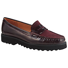Buy John Lewis Oslo Low Heeled Moccasins Online at johnlewis.com