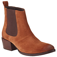 Buy Collection WEEKEND by John Lewis Pace Suede Ankle Boots Online at johnlewis.com