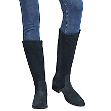 Buy John Lewis Tirol Suede Knee High Boots Online at johnlewis.com