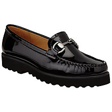 Buy John Lewis Gloria Cleated Sole Moccasins Online at johnlewis.com
