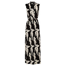 Buy Oasis Oriental Maxi Dress, Multi Online at johnlewis.com