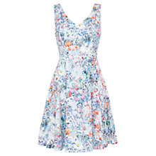 Buy Coast Wyatt Print Dress, Multi Online at johnlewis.com