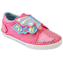 Buy Start-rite Butterfly Wings Canvas Shoes Online at johnlewis.com