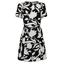 Buy Oasis The Izzy Dress, Black Online at johnlewis.com