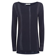 Buy Fenn Wright Manson Alauda Jumper, Navy Online at johnlewis.com
