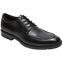Buy Rockport City Smart Algoquin Shoes, Black Online at johnlewis.com