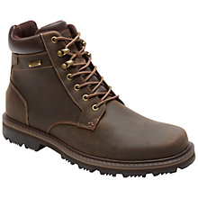 Buy Rockport Gentleman's Boots, Koa Online at johnlewis.com
