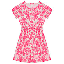 Buy Jigsaw Junior Girls' Balloon Print Jersey Dress Online at johnlewis.com