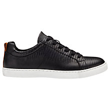 Buy Whistles Koko Flat Lace Up Trainers Online at johnlewis.com