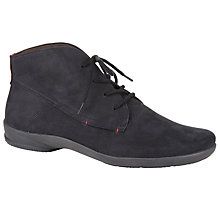 Buy Gabor Fleet Lace Up Flat Ankle Boots Online at johnlewis.com