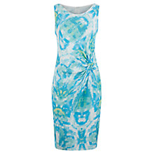 Buy Fenn Wright Manson Anemone Silk Dress, Blue Multi Online at johnlewis.com