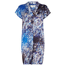 Buy Damsel in a dress Satellite Print Dress, Ink Online at johnlewis.com