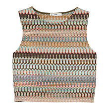 Buy Mango Tank Top, Multi Online at johnlewis.com