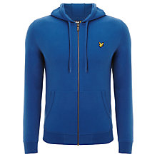 Buy Lyle & Scott Zip-Up Cotton Hoodie Online at johnlewis.com