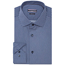 Buy Tommy Hilfiger Parker Slim Fit Shirt, Navy Online at johnlewis.com