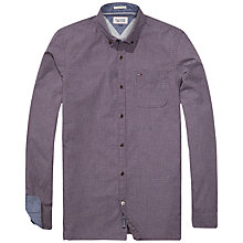 Buy Hilfiger Denim Atlanta Micro Check Shirt Online at johnlewis.com