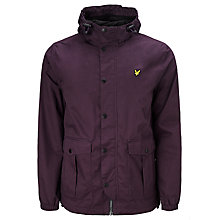 Buy Lyle & Scott Microfleece Lined Jacket Online at johnlewis.com