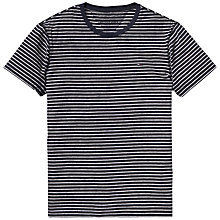 Buy Hilfiger Denim Kent Stripe T-Shirt Online at johnlewis.com