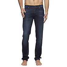 Buy Hilfiger Denim Scanton Core Jeans, Rivington Dark Comfort Online at johnlewis.com