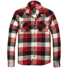 Buy Hilfiger Denim Danny Check Shirt, Formula One Online at johnlewis.com