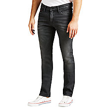 Buy Hilfiger Denim Sidney Skinny Jeans, Rollins Black Comfort Online at johnlewis.com