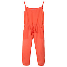 Buy Mango Kids Girls' Ethnic Jumpsuit Online at johnlewis.com