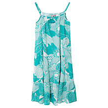 Buy Mango Kids Girls' Print Long Dress Online at johnlewis.com