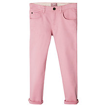 Buy Mango Kids Girls' Super Skinny Trousers Online at johnlewis.com