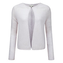 Buy Pure Collection Gassato Cashmere Cardigan Online at johnlewis.com