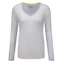 Buy Pure Collection Cashmere Jumper, Whisper Online at johnlewis.com