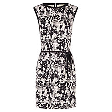 Buy Oasis Miroglio Print Shift Dress, Multi Online at johnlewis.com