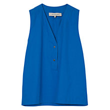 Buy Gerard Darel Alienor Shirt, Ultramarine Online at johnlewis.com