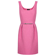 Buy Oasis The Sienna Dress, Mid Pink Online at johnlewis.com