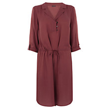 Buy Warehouse Tie Waist Shirt Dress Online at johnlewis.com