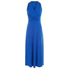 Buy Precis Petite Regatta Maxi Dress, Bright Blue Online at johnlewis.com