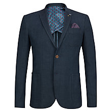 Buy Ted Baker Staling Linen Blazer Online at johnlewis.com