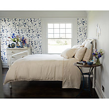 Buy Christy Tess 200 Thread Count Cotton Flat Sheets Online at johnlewis.com
