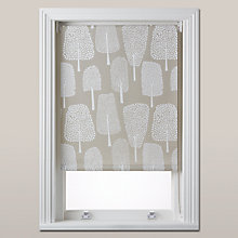 Buy Scion Cedar Daylight Roller Blind, Pebble Online at johnlewis.com