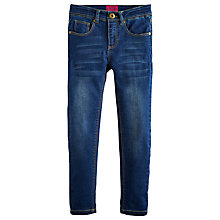 Buy Little Joule Girls' Skinny Stretch Denim Jeans, Blue Online at johnlewis.com