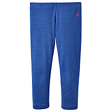 Buy Little Joule Girls' Leggings, Blue Online at johnlewis.com