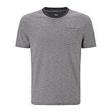 Buy Kin by John Lewis Stripe T-Shirt, Charcoal Online at johnlewis.com